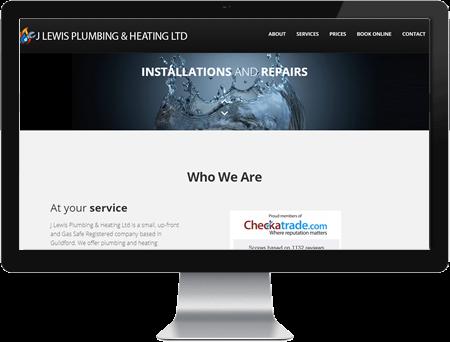 J Lewis Plumbing & Heating